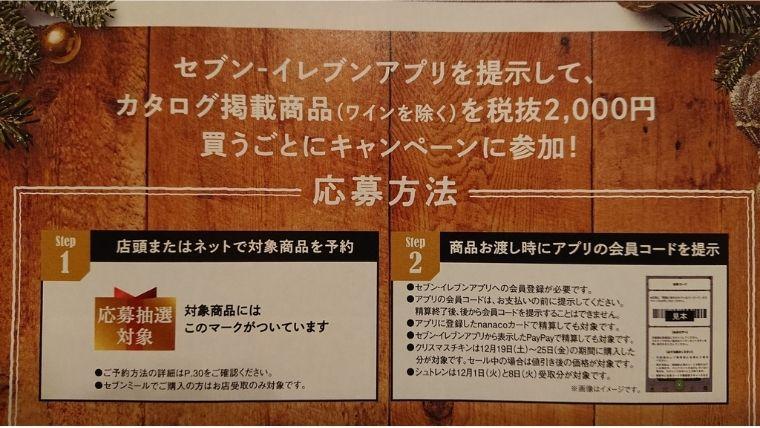キンプリ×セブンイレブンのキャンペーン参加方法