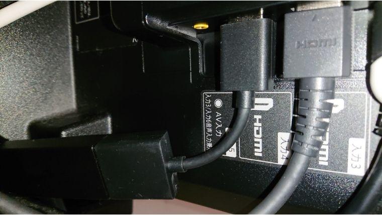 Fire TV Stick をテレビに接続